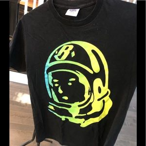Billionaire Boys Club astronaut helmet logo tee